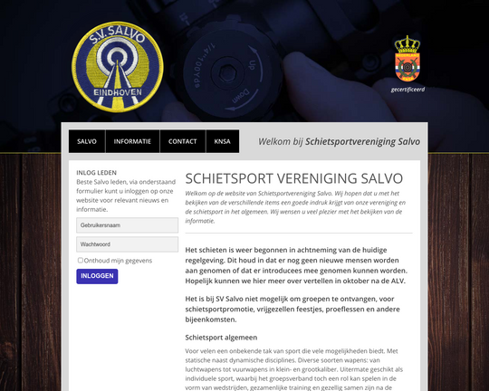 Schietsport vereniging Salvo
